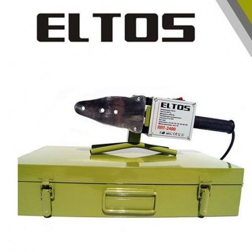 Паяльник для полипропиленовой трубы Eltos ППТ-2400 20-63