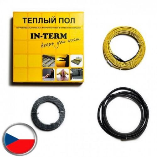 Универсальный нагревательный кабель двужильный IN-THERM ADSV 20 Вт/м 1080 Вт. для укладки в стяжку