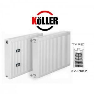 Стальной радиатор Koller тип 22 (500/400) Германия