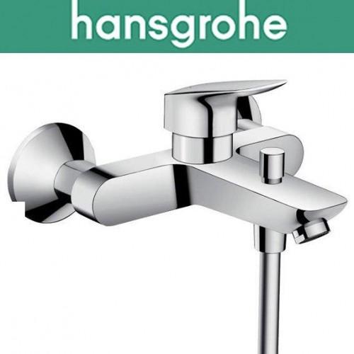 Смеситель Hansgrohe (art 71400000) для ванны короткий нос Logis