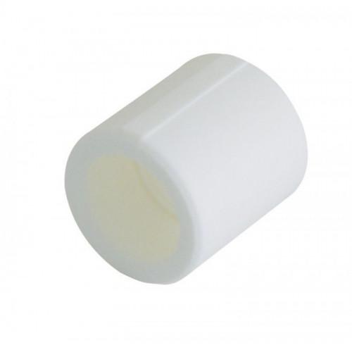 Полипропиленовая белая муфта Kalde Ø20