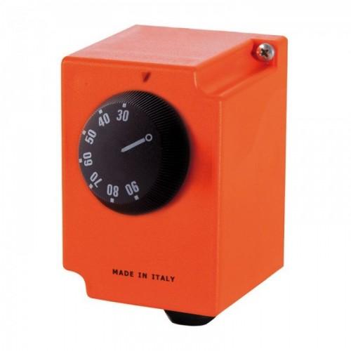 Накладной регулируемый термостат