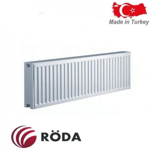 Стальной радиатор Roda 22 R тип (300/500) Турция