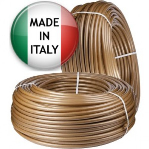 Труба для теплого пола VIAN PEX-A 16*2 (Италия) БЕСПЛАТНАЯ ДОСТАВКА 200 метров.