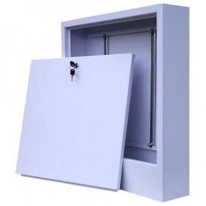 Шкаф коллекторный наружный №2 (615х580х110) на 5-6 выходов
