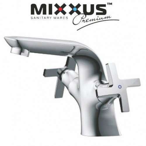 Смеситель для умывальника MIXXUS Premium Galaxy (Chr-161), Польша