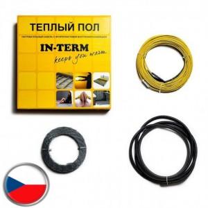 Универсальный нагревательный кабель двужильный IN-THERM ADSV 20 Вт/м 170 Вт. для укладки в стяжку