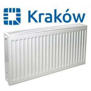 Стальной радиатор Krakow тип 22 (500/600) Польша