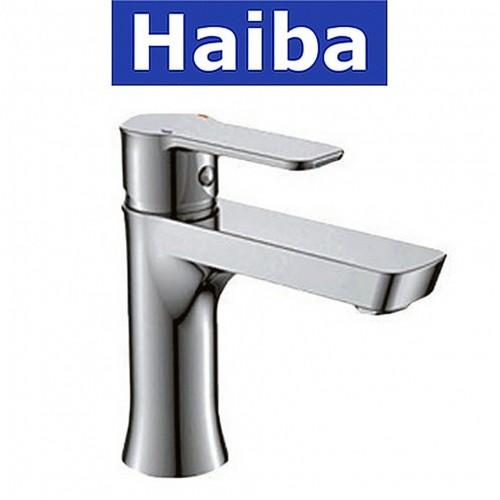 Смеситель для умывальника HAIBA HOUSTON (Chr-001)