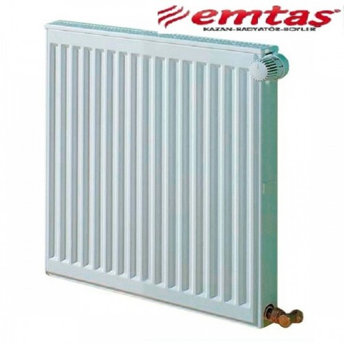 Стальной радиатор Emtas тип 11 (500/500) Турция