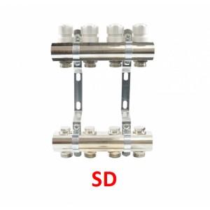 Коллектор SD на 2 выхода без расходомеров