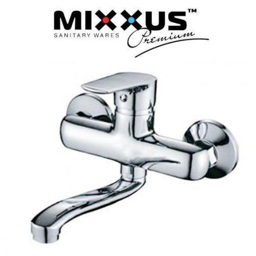 Смеситель для кухни от стены Mixxus Nem (Chr-005)
