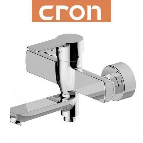 Смеситель для ванны короткий нос Cron Enzo (Chr-009)