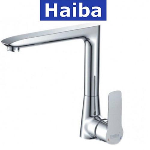 Смеситель для кухни Ухо HAIBA Columbia (Chr-018)