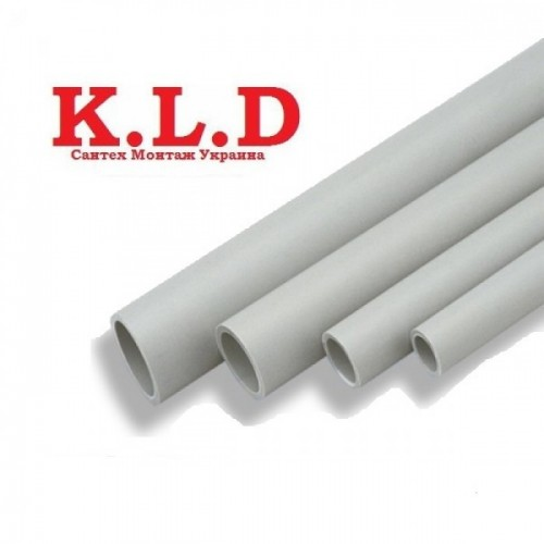 Труба K.D.l - PN25  PPR-AL-PPR  --- dnØ40