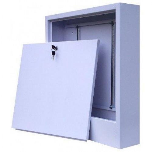 Шкаф коллекторный наружный №1 (485х580х110) на 3-4 выхода