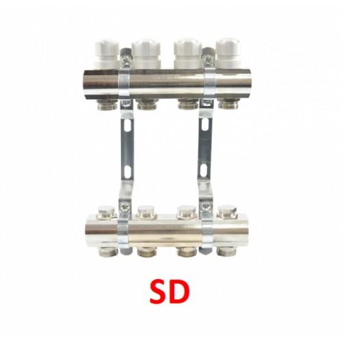 Коллектор SDна 6 выходов безрасходомеров