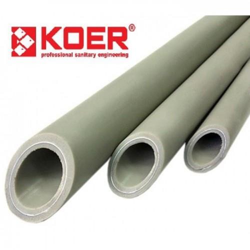 Труба Koer PPR Composite 40x6.7