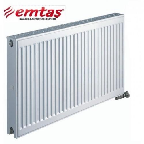 Стальной радиатор Emtas тип 22 (500/1000) Турция