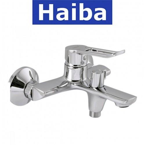 Смеситель для ванны короткий нос HAIBA ADEL (Chr-009)