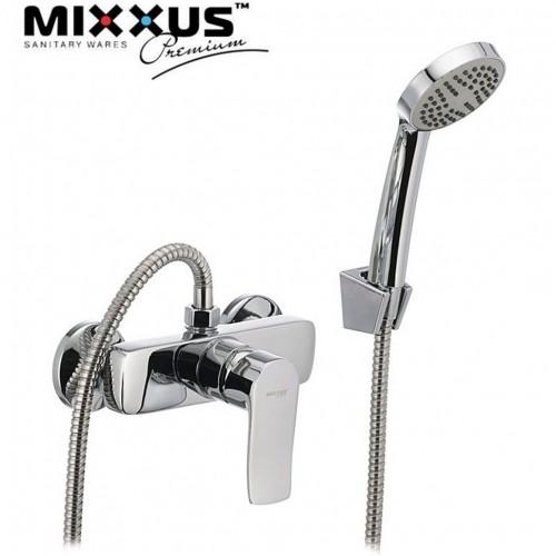 Смеситель душкабина Mixxus Nobel (Chr-003)