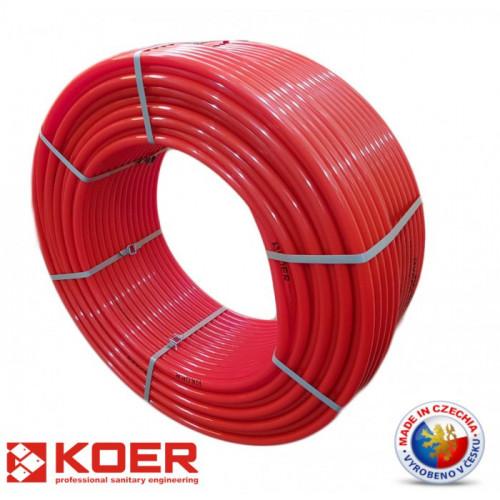 Труба для теплого пола Koer 16*2 c кислородным барьером