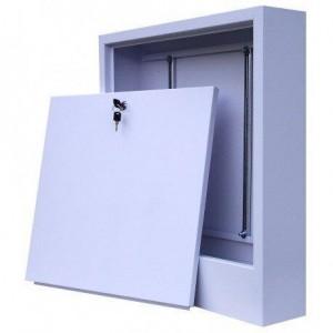Шкаф коллекторный наружный №0 (385х580х10) на 2 выхода