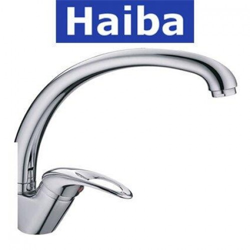 Смеситель для кухни Ухо HAIBA Premiere (Chr-011)