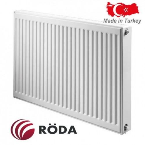 Стальной радиатор Roda 11 R тип (500/1100) Турция