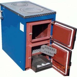 Корди АКТВ -10 кВт с плитой с двумя комфорками