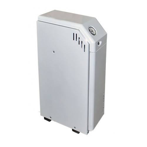 Газовый котел Житомир-3 КС-Г-020 СН (выход дымохода назад/вверх) 20 кВт. Напольный, дымоходный, одноконтурный