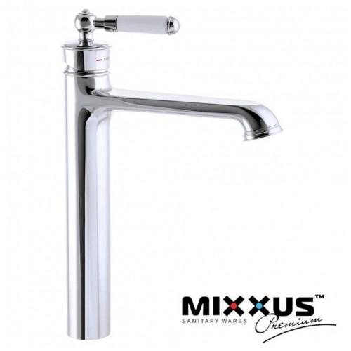 Смеситель для умывальника MIXXUS Premium Vintage (Chr-001), Польша