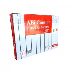 Биметаллический радиатор ABi Camino 500/100