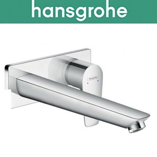 Смеситель Hansgrohe (art 71734000) Talis для умывальника, настенный, излив 225 мм