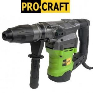Перфоратор ProCraft BH-2350 SDS MAX Professional бочка (9 джоулей)