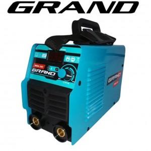 Сварочный аппарат инверторный Grand MMA-360 для ручной сварки (LCD-дисплей)