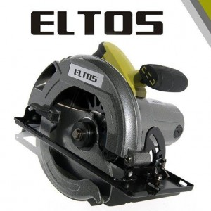 Пила дисковая (циркулярная) Eltos ПД-185-2200