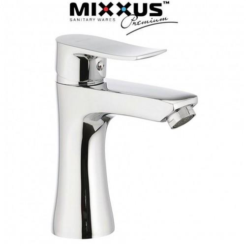 Смеситель для умывальника Mixxus Nobel (Chr-001)