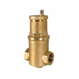 Дегозаторы применяются для бесперебойного удаления воздуха из гидравлического контура климатических систем