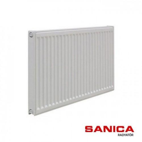 Стальной радиатор Sanica тип 11 (500/1800) Турция