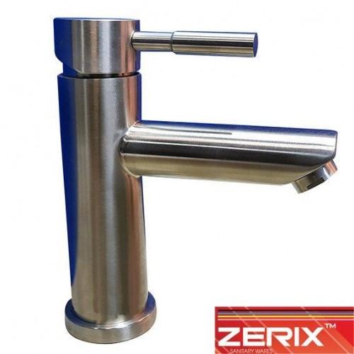 Смеситель для умывальника Zerix LR71005 (нержавейка)