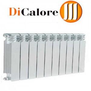 Алюминиевый радиатор Dicalore 350/80