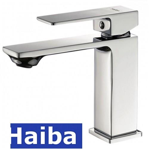 Смеситель для умывальника HAIBA MILLER (Chr-001)