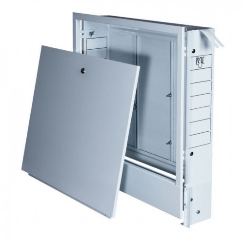 Шкаф встроенный 440х580х110 мм (на 2-4 выхода)