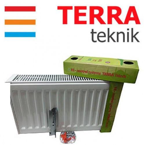 Радиатор стальной TERRA teknik т22 300*2000 (боковое подключение)