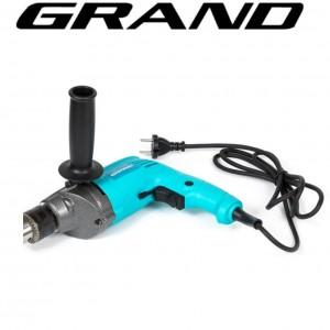 Дрель безударная  Grand ДЭ-1350М (пониженные обороты)