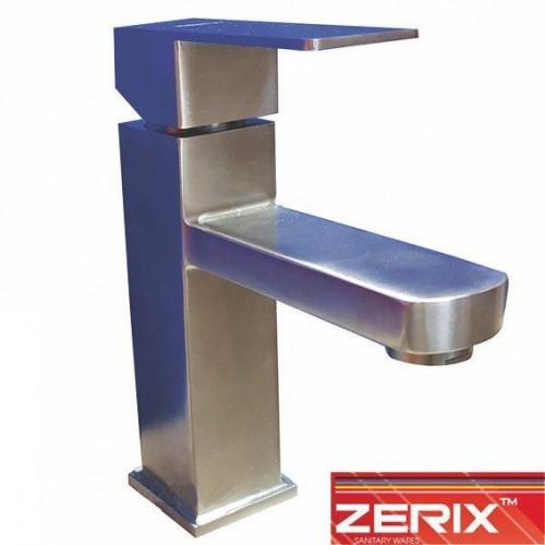 Смеситель для умывальника Zerix LR71033 (нержавейка)
