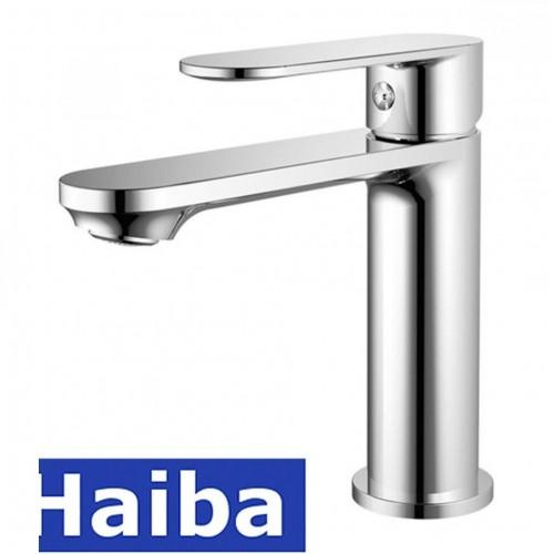 Смеситель для умывальника HAIBA AMIX (Chr-001)