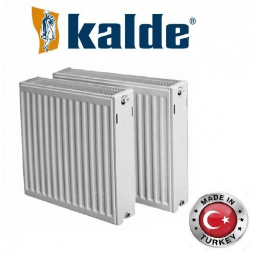 Стальной радиатор Kalde 500/400 тип 22