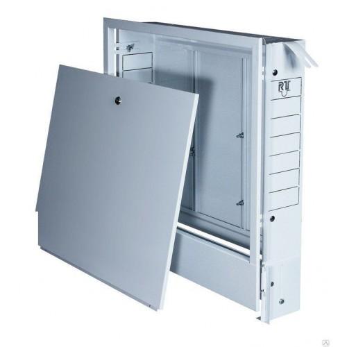 Шкаф коллекторный встроенный №3 (720х580х110) на 7-8 выходов